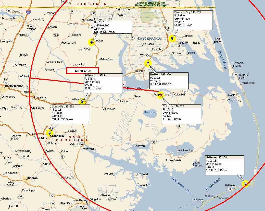 CERA Link Map